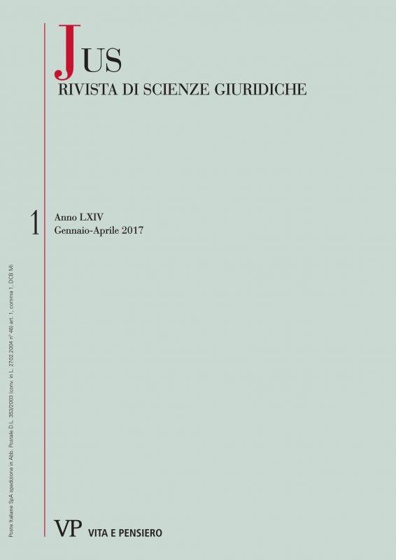 Chierici e pubblici poteri nei Promessi Sposi di Alessandro Manzoni