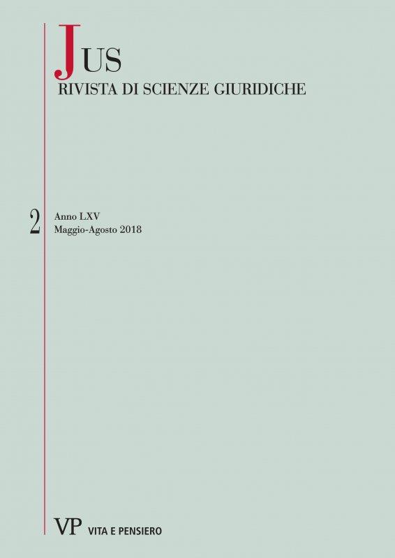 Fiscalità e famiglia tra prospettive de jure condendo e principi costituzionali