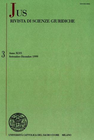 Gii enti del libro I del codice civile e i confini tra diritto pubblico e diritto privato