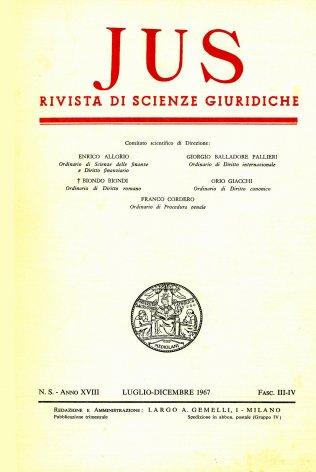 Gli scritti di diritto pubblico di Donato Donati