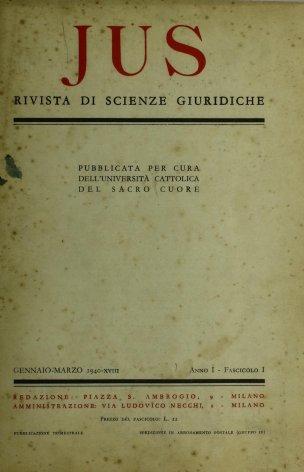 I limiti di efficacia dell'ordinamento italiano