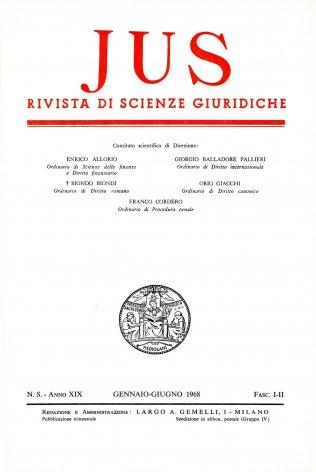 Ideologia e scienza politica. Premesse ad una teoria generale della scienza politica