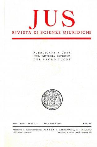 Il vincolo del matrimonio civile nel diritto spagnolo (G.G. Cantero)