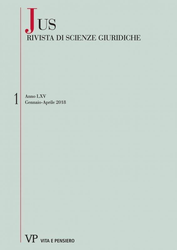 Introduzione allo studio delle licenze a condizioni Frand alla luce della dottrina del giusto prezzo