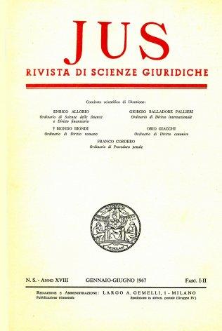 JUS - 1967 - 1-2