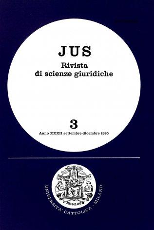 JUS - 1985 - 3
