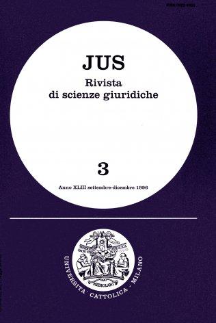 JUS - 1996 - 3