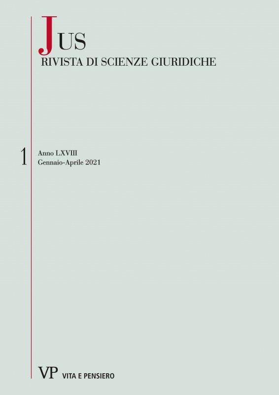 La pandemia Covid-19 tra funzioni della responsabilità civile e modelli indennitari