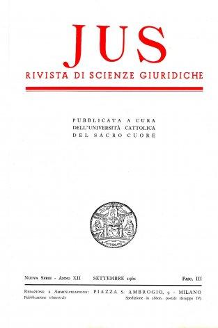 L'aequitas nel pensiero degli umanisti (Guido Kisch)