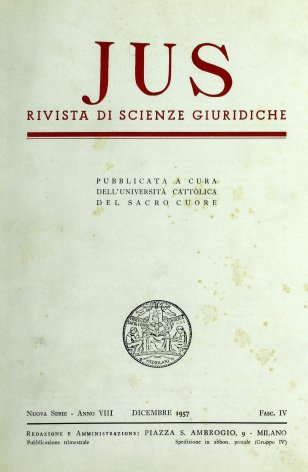 Le clausola «Full Faith and Credit» e «Due Process of Law» in una recente trattazione di diritto interstatale americano