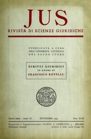 L'opera di Francesco Rovelli