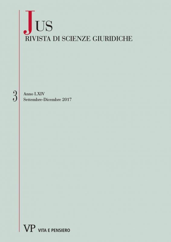Ordine giuridico e politico nelle società plurali: riflessioni a partire da Sergio Cotta