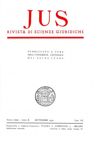 Padre Agostino Gemelli criminologo