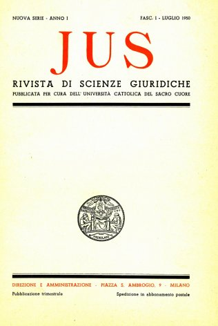 Pio XII ai giuristi