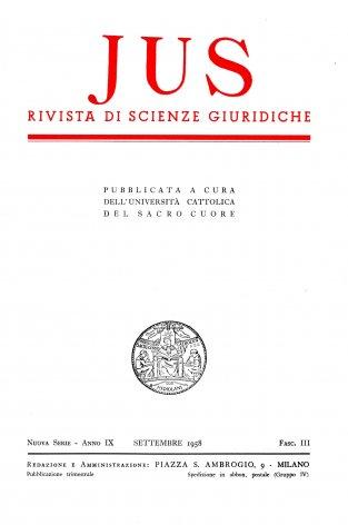 Una nuova edizione dell'opera costituzionalistica del Pergolesi