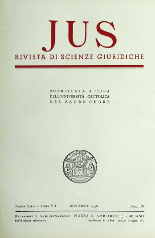 Un'opera storica sulle istituzioni e sui fatti sociali